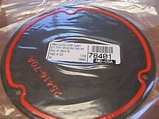 PRIMARY 3 HOLE DERBY COVER GASKET fits 1970-1998 FLH, DYNA, FLT, FLHR, SOFTAIL,