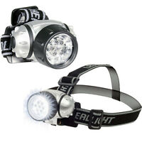 2-Pack 7-LED Headlamp