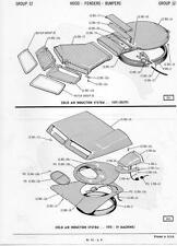 AMC Parts DVD book 67 68 69 70 71 72 AMX Javelin Hornet Gremlin Rebel Rambler