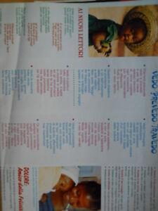 Calendario Frate Indovino Ebay.Dettagli Su Calendario Frate Indovino Anno 1996 C46
