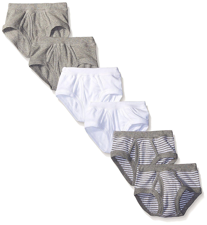Burt/'s Bees Kids Underbees 100/% Organic Cotton Underwear 3 Muscle Tanks 24M