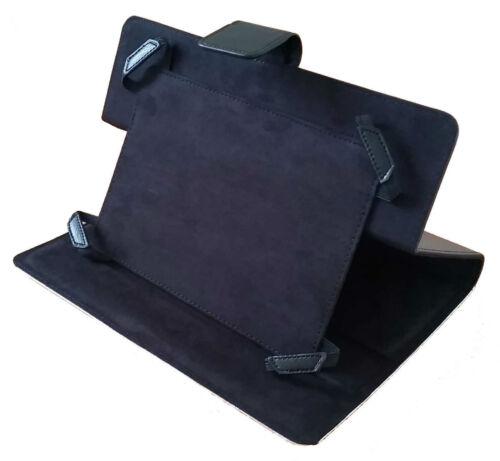"""EMOJI modello Smiley Faccia Divertente Universale per Tablet 9-10.1 /""""FLIP case cover"""