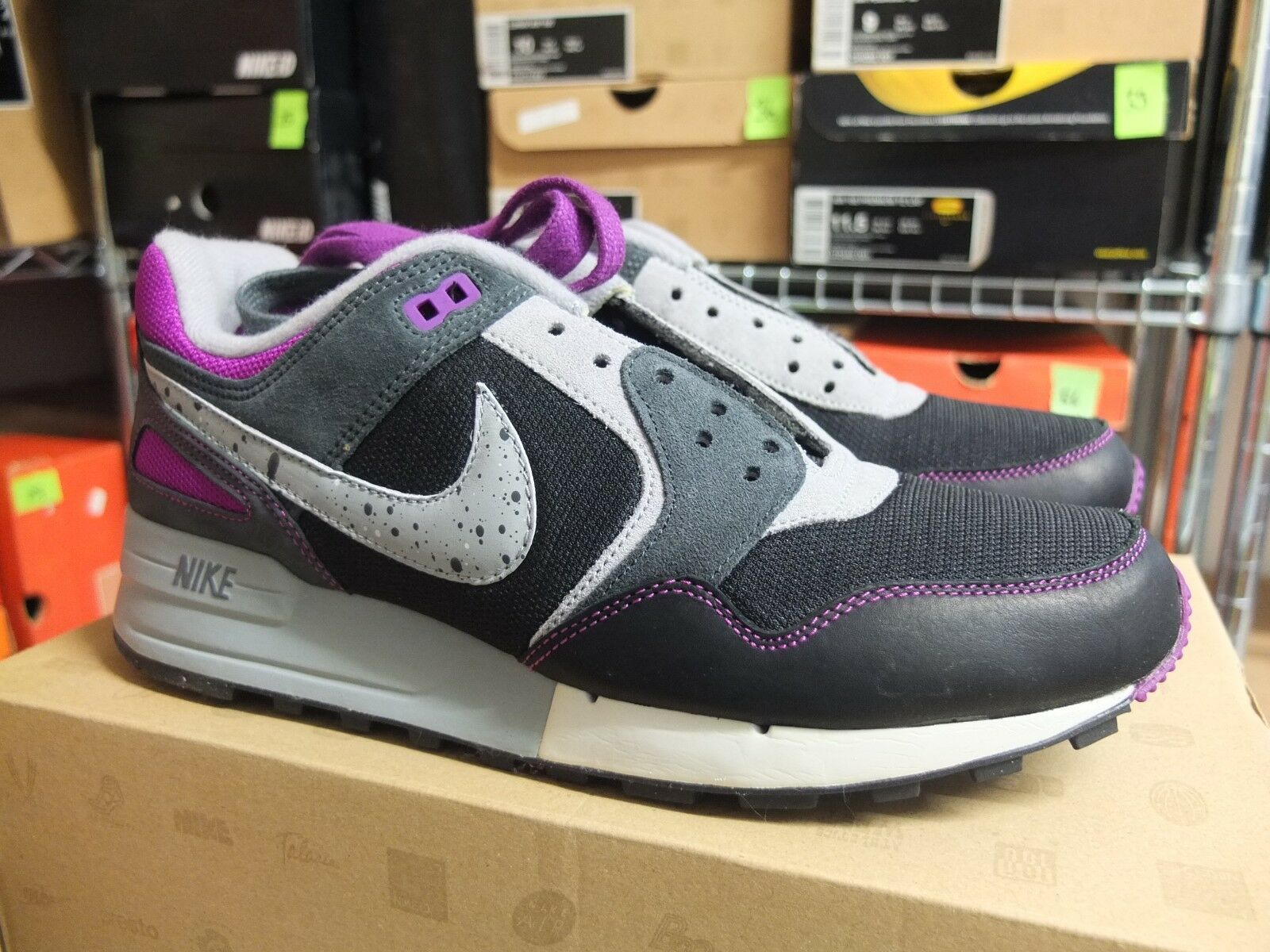 2009 Nike Air Pegasus 89 Berlin US9.5 DS Patta Kaws Atmos