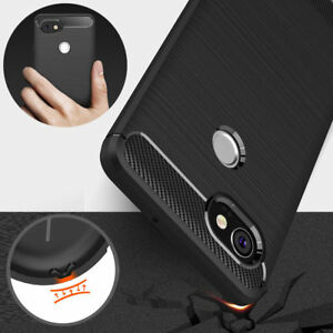 For-Google-Pixel-2-XL-Shockproof-Hybrid-Armor-Carbon-Fiber-Brushed-Cover-Case