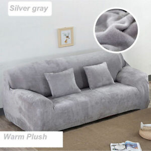 Elastic Fabric Sofa Cover Sectionalcorner Couch Covers Fit Home