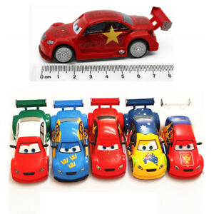 Cars 2 Toys Lightning Mcqueen Country Racers Metal Toy Car 1 55 Loose Vehicles Ebay