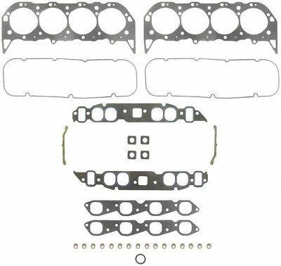 Fel-Pro Marine Head Gasket Set Mercruiser//Chevy 454//7.4 GEN VI w//RECT Intake