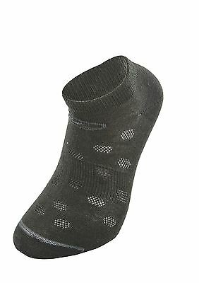 FleißIg Highlander Coolmax Ankle Liner Sock - Intensive Sports Outdoor Activities Unisex GläNzend