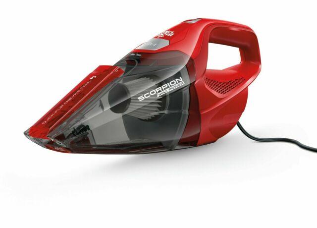 Dirt Devil Scorpion Quick Flip Corded Hand Vacuum - SD20005RED