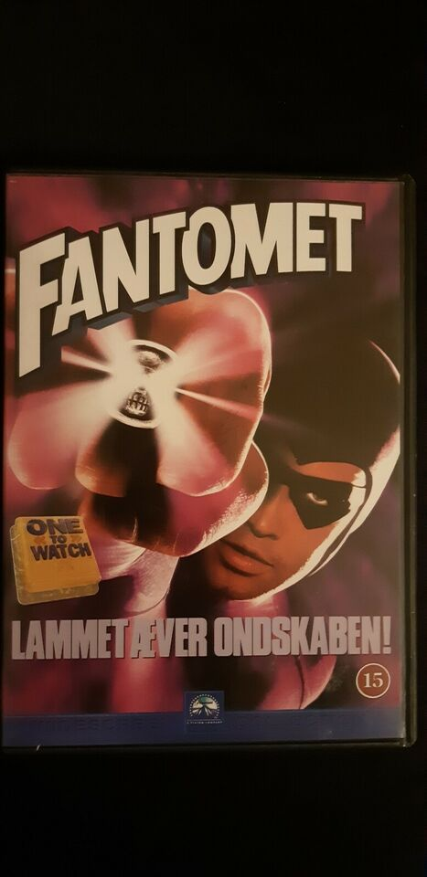 Fantomet, DVD, action