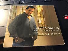 Nenito Vargas Y Los Plumas Negras djeando huellas cd