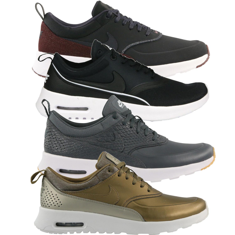 Nike Air Max Thea Ultra Premium Textile Schuhe Turnschuhe Damen