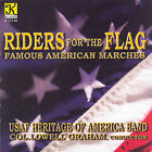 Riders for the Flag: Famous American Marches (CD, Feb-2004, Klavier Records)