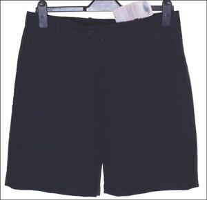 BNWT-MEN-039-S-AUTHENTIC-W30-034-OAKLEY-HOOK-GOLF-SHORTS-NEW-BLACK