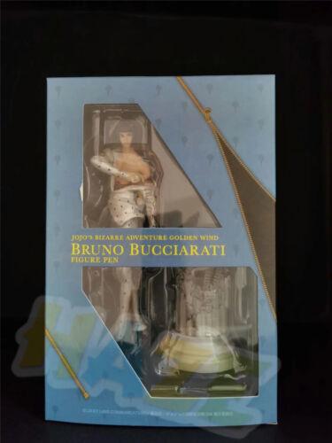 JoJo/'s Bizarre Adventure Golden Wind Bruno Bucciarati Figure Ballpoint Pen Model