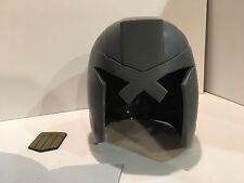 judge dredd helmet movie version raw cast movie prop collectible 2012 cosplay