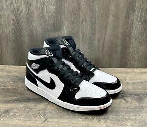 Details about Nike Air Jordan 1 Mid SE All Star Weekend Carbon Fiber Shoes Size 8.5 DD1649-001