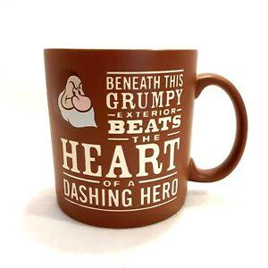 Walt Disney Mug Beneath This GRUMPY Exterior Beats The Heart of A Dashing Hero
