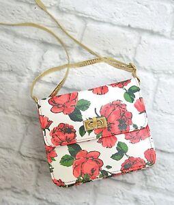 Disney-Girl-Beauty-and-the-Beast-Rose-Purse-Handbag-Crossbody-Shoulder-Bag-D5
