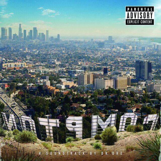 Dr.Dre - Compton CD NEU & OVP