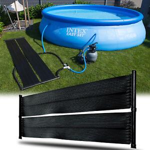 Solarmatte 500x70 für Pool Solarkollektor Solarabsorber Solarheizung ...