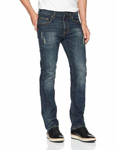 Stretch Destruct WRANGLER Homme Coupe Slim déstructurée 100/% Coton Jean 87 mwmst
