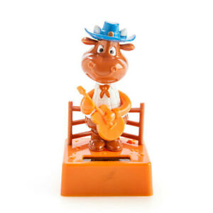 COUNTRY-BULL-Adorable-Solar-Powered-Dancer-Perfect-for-Desk-or-Dash-Decoration