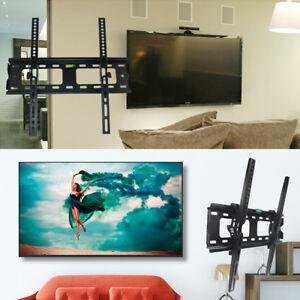 """TV Full Motion Wall Mount Tilt Swivel Bracket 10"""" - 70"""" Inch LCD LED Flat Screen"""