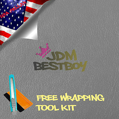 "36/""x60/"" Gray Leather Grain Furniture Cabinet Vinyl Car Wrap Sticker Decal DIY"