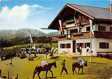 B35734 Blomberghaus bei Bad Tolz  germany