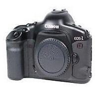 Canon EOS-1V Film Camera