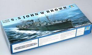 Trumpeter-1-350-05308-Liberty-Ship-SS-John-W-Brown