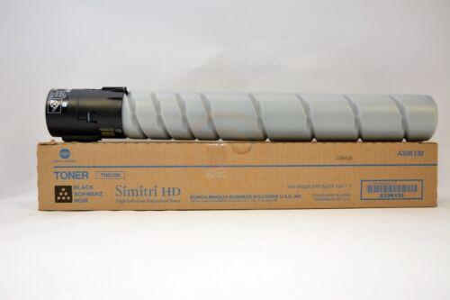 Genuine Konica Minolta TN512K Black Toner Bizhub C554 C454 Simitri HD A33K132