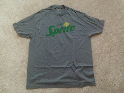 Sprite Enjoy Sprite Obey Your Thirst Vintage Soda Lemon Lime Drink T Shirt