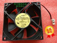 24 Volt DC 80 mm x 80 mm x 25 mm Size 50 CFM Ball Adda AQ0824UB-A71GL DC Fan with 11 Leads