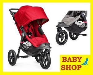 Baby Jogger City Elite Stroller Pushchair Kinderwagen