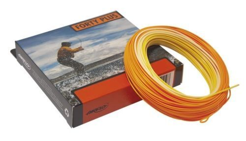 40+ Airflo FORTY PLUS EXTREME Specialist Weight Forward Fly Line Easy distance