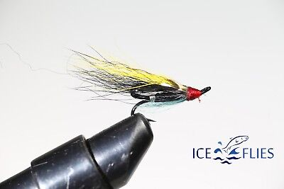 50 100/'s 25 Details about  /SIZE 12 VMC 8613 BLACK TREBLE SALMON FLY TYING HOOKS  packs of 10