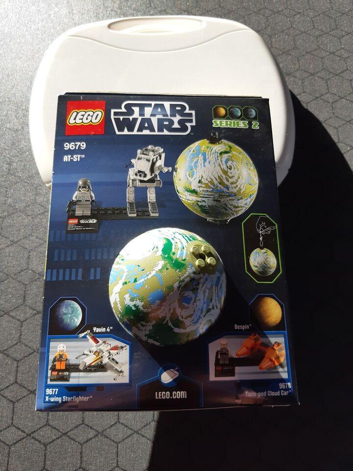 Lego Star Wars, 9679