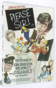 Please-Sir-DVD-2004-John-Alderton-Stuart-DIR-cert-PG-NEW-Great-Value