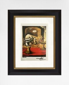 Salvador-Dali-1974-Original-Print-Hand-Signed-with-Certificate-Resale-5-750