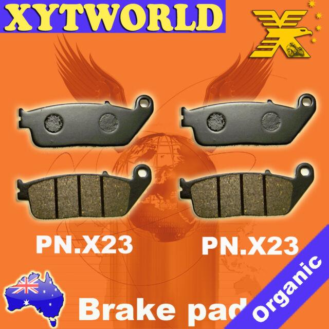 Front Rear Brake Pads for TRIUMPH Adventurer 1996-2001