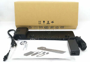 NEW HP UltraSlim Notebook Docking Station Elitebook 820 840 850 G1 G2 G3