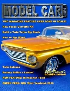 Model-Car-Builder-No-23-How-Tos-Feature-Cars-Tips-amp-Tricks-by-Sorenson-Roy-R