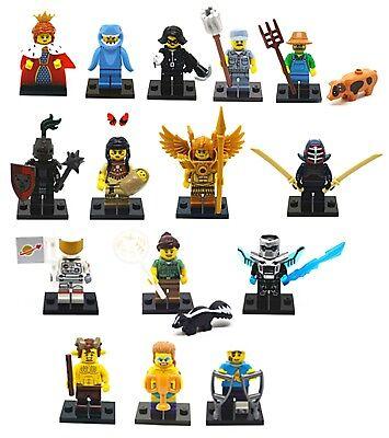Lego Series 15 Minifigures 71011 Rare-Choisissez votre LEGO figurine-Nouveau