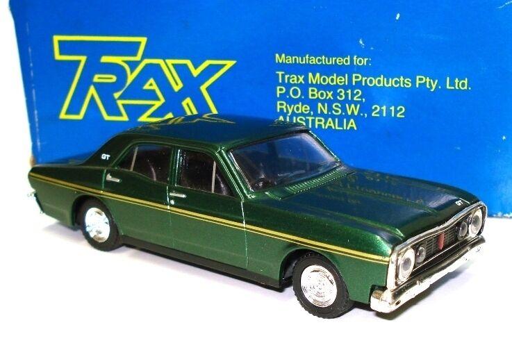 Trax 8005 1 43 Ford Falcon Xt Gt-verde
