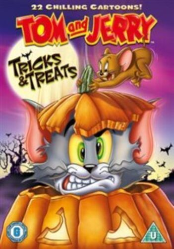 1 of 1 - Tom And Jerry - Trick And Treats (DVD, 2012)