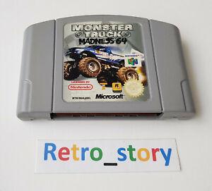 Nintendo-64-N64-Monster-Truck-PAL