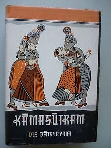 Kamasutram-des-Vatsyayana-Indische-ars-Amatoria-orientalische-Erotik