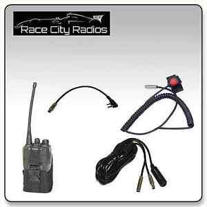 imsa wiring kit for baofeng velcro mount ptt switch pouch radios rh ebay com